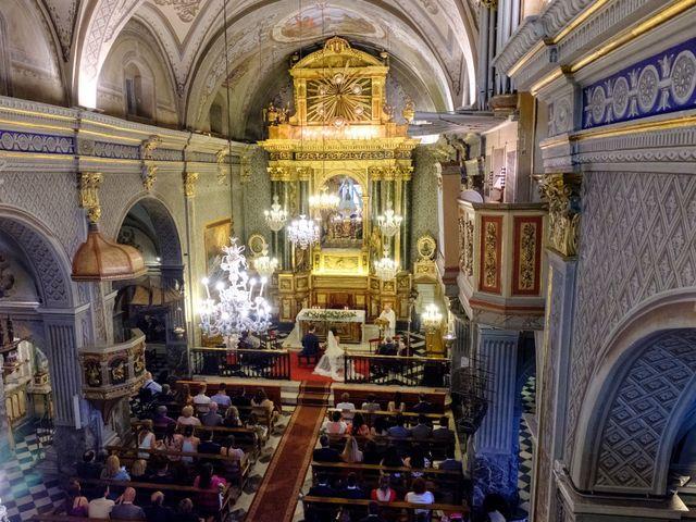 La boda de Adrián y Mónica en Sant Pere De Ribes, Barcelona 23