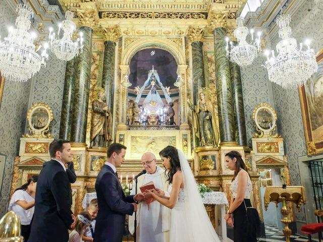 La boda de Adrián y Mónica en Sant Pere De Ribes, Barcelona 25