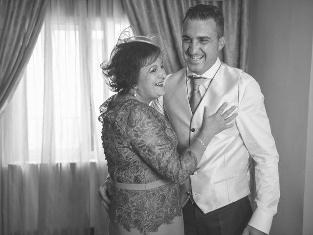 La boda de Diego y Mayte en Quintanar Del Rey, Cuenca 3