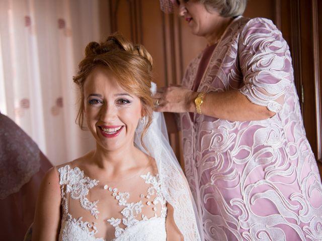La boda de Diego y Mayte en Quintanar Del Rey, Cuenca 4