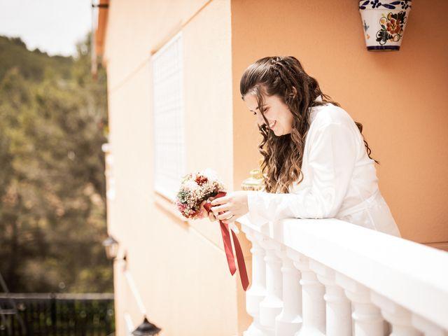 La boda de Samuel y Míriam en Subirats, Barcelona 12