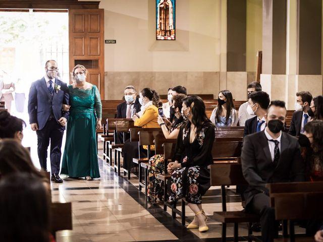 La boda de Samuel y Míriam en Subirats, Barcelona 23
