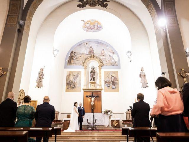 La boda de Samuel y Míriam en Subirats, Barcelona 29