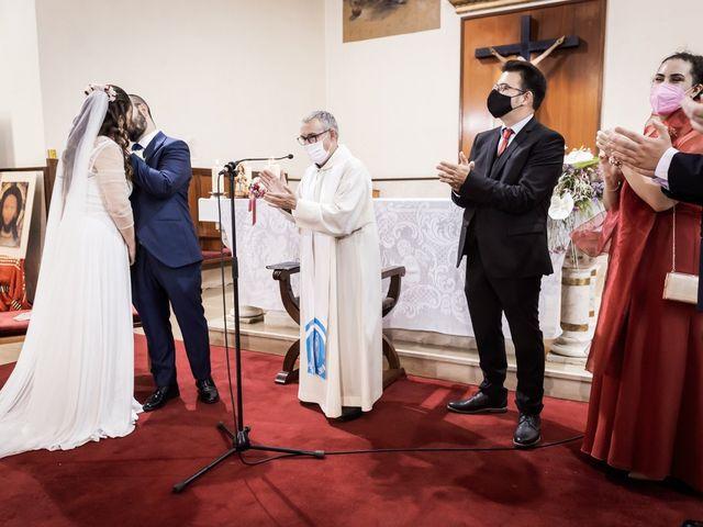 La boda de Samuel y Míriam en Subirats, Barcelona 34