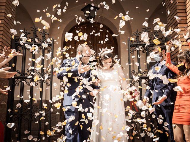La boda de Samuel y Míriam en Subirats, Barcelona 35