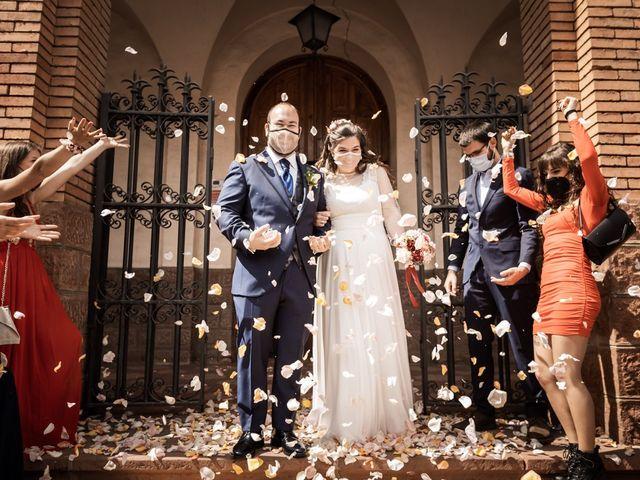 La boda de Samuel y Míriam en Subirats, Barcelona 36
