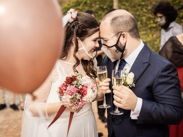 La boda de Samuel y Míriam en Subirats, Barcelona 43