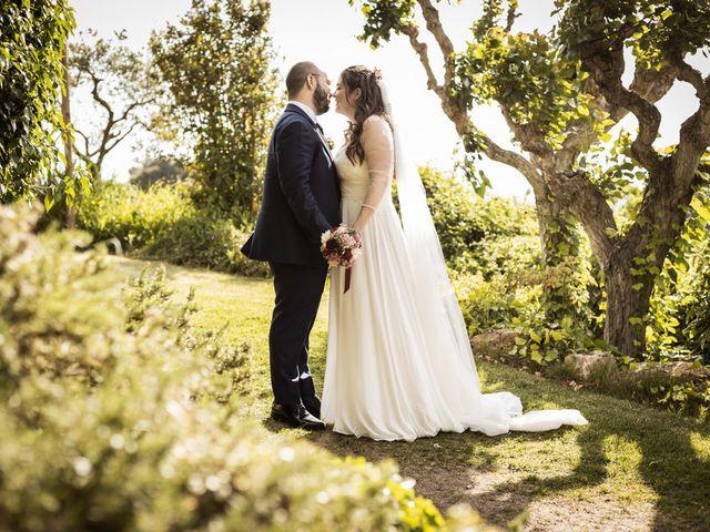 La boda de Samuel y Míriam en Subirats, Barcelona 44