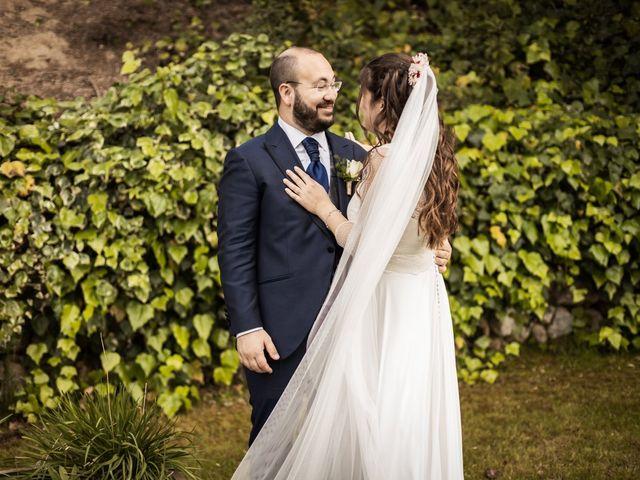 La boda de Samuel y Míriam en Subirats, Barcelona 48