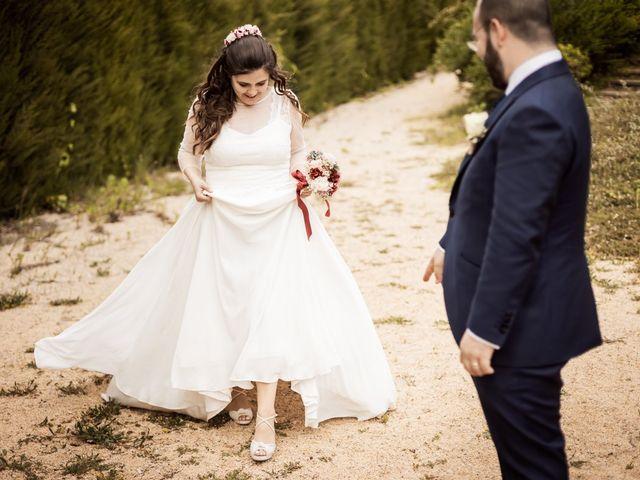 La boda de Samuel y Míriam en Subirats, Barcelona 54