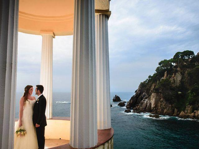 La boda de Jofre y Sofia en Blanes, Girona 9