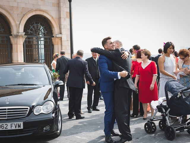La boda de Adrián y Caty en Gijón, Asturias 4