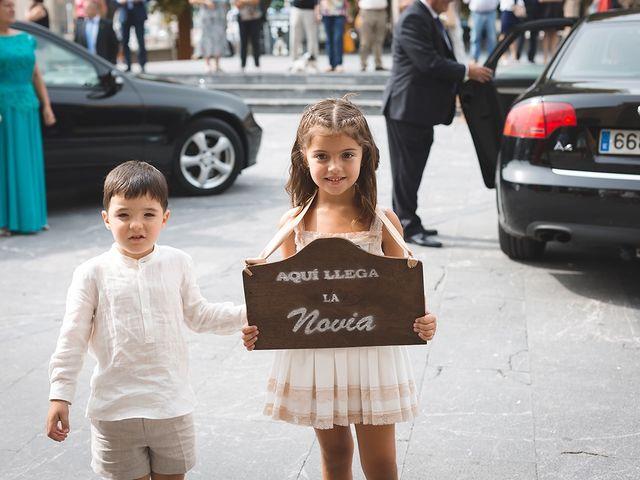 La boda de Adrián y Caty en Gijón, Asturias 8