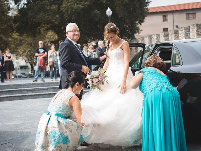 La boda de Adrián y Caty en Gijón, Asturias 9