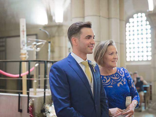 La boda de Adrián y Caty en Gijón, Asturias 10