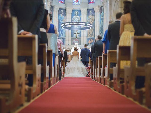 La boda de Adrián y Caty en Gijón, Asturias 12