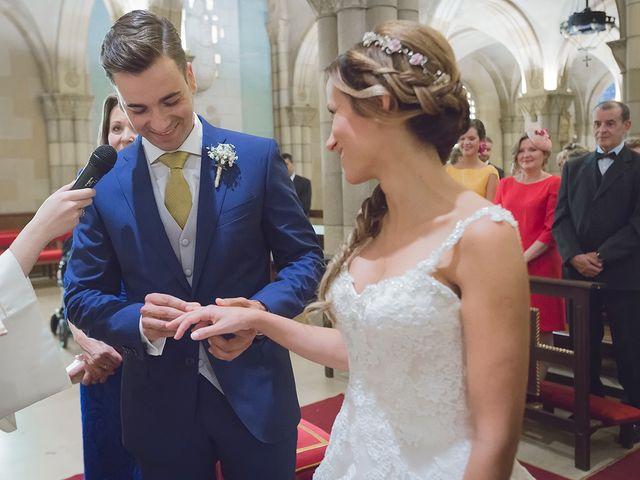 La boda de Adrián y Caty en Gijón, Asturias 13