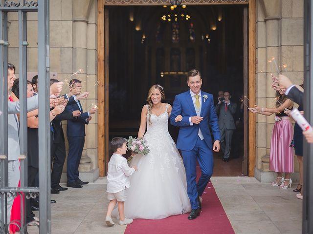 La boda de Adrián y Caty en Gijón, Asturias 16