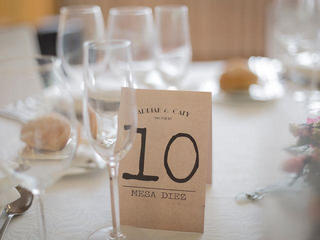 La boda de Adrián y Caty en Gijón, Asturias 27