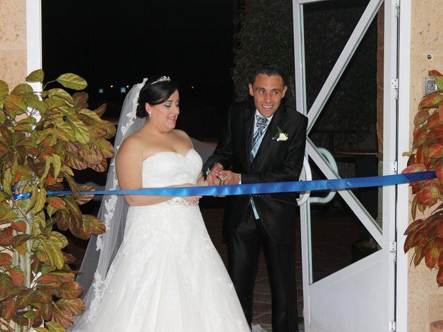 La boda de Toñi y Blas en San Fernando, Cádiz 2