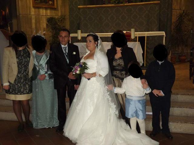 La boda de Toñi y Blas en San Fernando, Cádiz 6