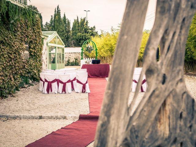 La boda de Ruben y Marina en Torrelodones, Madrid 9