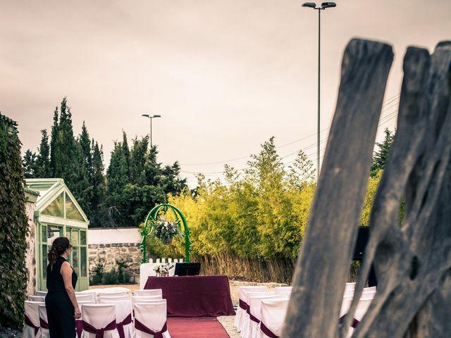 La boda de Ruben y Marina en Torrelodones, Madrid 10