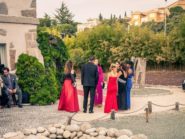 La boda de Ruben y Marina en Torrelodones, Madrid 11