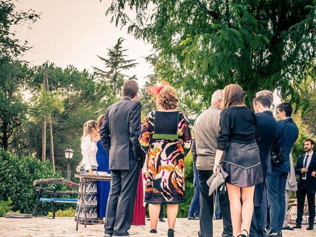 La boda de Ruben y Marina en Torrelodones, Madrid 15