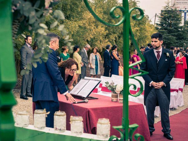 La boda de Ruben y Marina en Torrelodones, Madrid 19