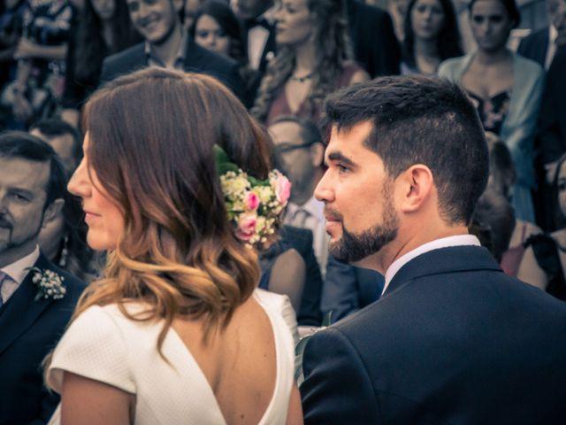 La boda de Ruben y Marina en Torrelodones, Madrid 23