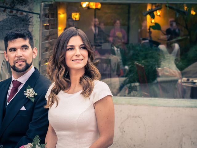 La boda de Marina y Ruben