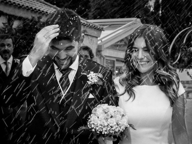 La boda de Ruben y Marina en Torrelodones, Madrid 27