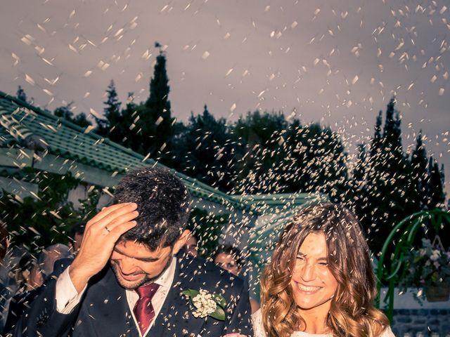 La boda de Ruben y Marina en Torrelodones, Madrid 28