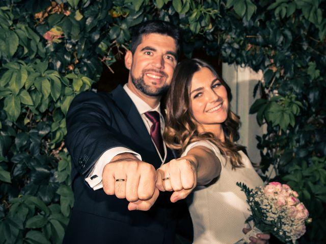 La boda de Ruben y Marina en Torrelodones, Madrid 30