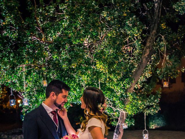 La boda de Ruben y Marina en Torrelodones, Madrid 41