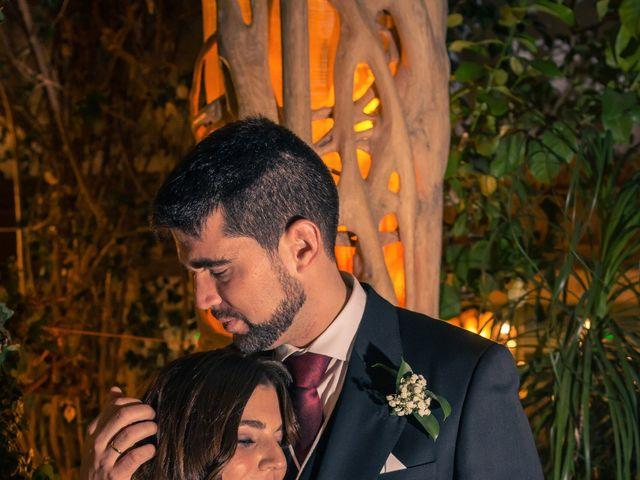 La boda de Ruben y Marina en Torrelodones, Madrid 43
