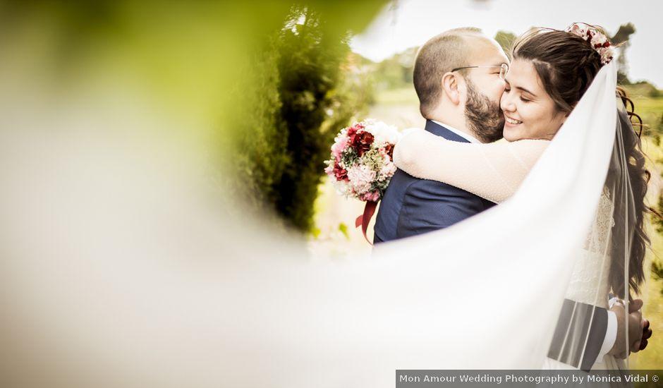 La boda de Samuel y Míriam en Subirats, Barcelona