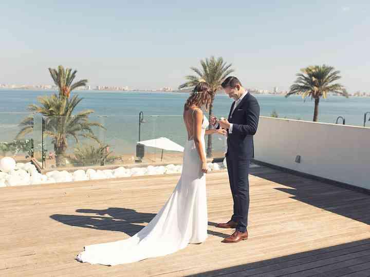 La boda de Esmeralda y Jose