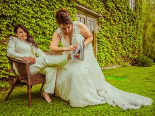 La boda de Iria y Jess