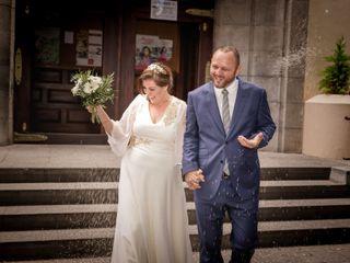 La boda de Ángeles y Gustavo 1