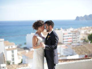 La boda de Omar  y Cristina
