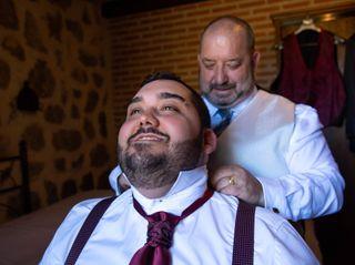 La boda de Miriam y Paco 2