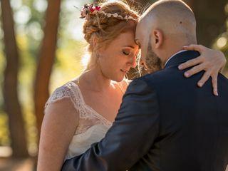 La boda de Estefanía  y Daniel