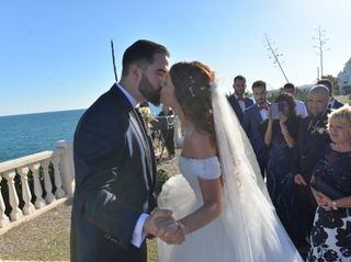 La boda de Yolanda y Ruben