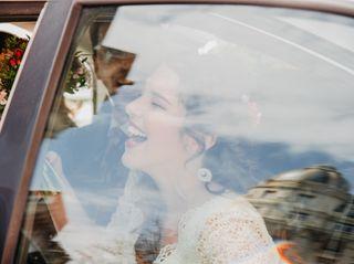 La boda de Leti y Ahmad