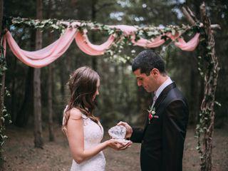 La boda de Laura y Paco