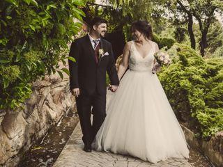 La boda de David y Mari