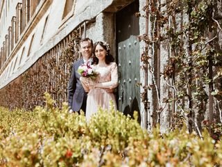 La boda de Irina y José Manuel