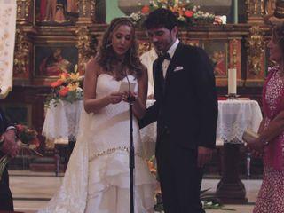 La boda de Sarai y Alberto
